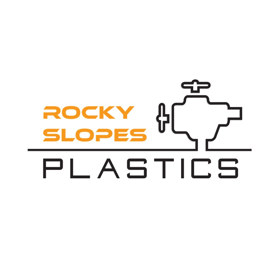 Rocky Slopes Plastics Logo